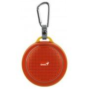 Boxa Portabila Genius SP-906BT, Bluetooth, 3 W (Rosu)