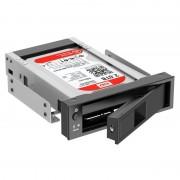ORICO 1106SS CD-ROM ruimte HDD Mobile Rack interne 3 5 inch HDD Convertor Enclosure(Black)