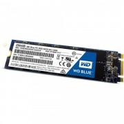 SSD M.2 250GB WD Blue 3D NAND 550/525MB/s, WDS250G2B0B