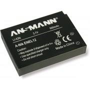 Ansmann A-Nik EN EL 12 Lithium-Ion (Li-Ion) 900mAh 3.7V oplaadbare batterij/accu
