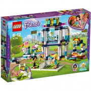 Set de constructie LEGO Friends Stadionul lui Stephanie
