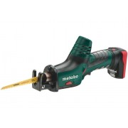 Пила Metabo Powermaxx ASE 10.8 2x4.0 LiIon MetaL 602264750