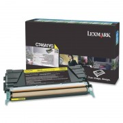 Lexmark Toner Giallo C746 C748