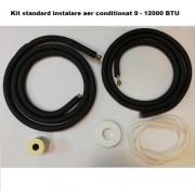 Kit de instalare aer conditionat 9000 - 12000 BTU
