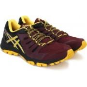 Asics Gel-Fujiattack 4 Men Running Shoes For Men(Multicolor)