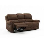 Harveys Clarendon 3 Seater Electric Recliner Sofa - Altara Fabric Without Studs