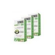 Combo 3 unidades seniox 500mg (30 capsulas) - avert