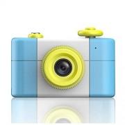 Winait Cámara Digital de Regalo para niños con visualización TFT, 1,5 Pulgadas, Mini DVBluecolor