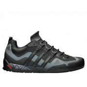 Adidas Buty adidas Terrex Swift Solo (D67031) - Czarny - Size: 12.0