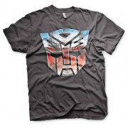 Distressed Autobot Shield T-Shirt