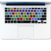 Masino Silicone Keyboard Cover Ultra Thin Keyboard Skin for MacBook Air 13 MacBook Pro with or without Retina Display 1