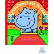 Hipopotamul sta in casa - Moira Butterfield