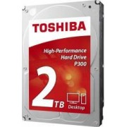 HDD Toshiba P300 2TB 7200 RPM SATA3 64MB 3.5 inch