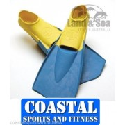 THRUSTER RUBBER FIN 3-5 [Sixe:XSmall]