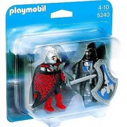 Playmobil Duo Pack Knights Duel Construction Toy