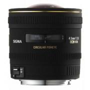 Sigma 4.5mm f/2.8 ex dc hsm fisheye - nikon - 2 anni di garanzia