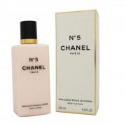 Chanel No. 5 tělové mléko pro ženy 200 ml