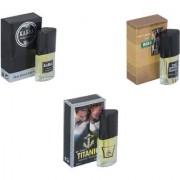 Skyedventures Set of 3 Kabra Black-The Boss-Titanic Perfume