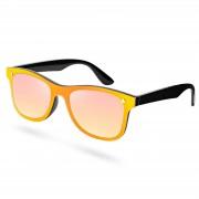 Paul Riley Gelbe & Schwarze Sonnenbrille