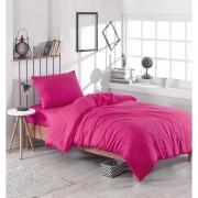 """Спален комплект """"Pink Mood"""" Ранфорс - 100% Памук"""