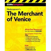 The Merchant of Venice, Paperback/David Nicol