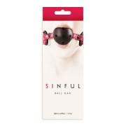 Kugla za usta sa rupicama NSTOYS0213