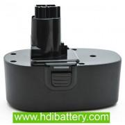 Batería herramienta inalámbrica 18V 2Ah Black & Decker Nicd CD18CE, KC1882FK, PS145, A9282, KC1882F, PS145.