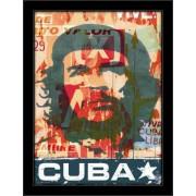Kuba Če Gevara, uramljena slika
