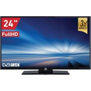 "Televizor TV 24"" LED Vox 24DIG472B, 1920x1080 (Full HD), HDMI, USB, T2"
