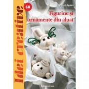 Figurine si ornamente din aluat. Idei creative 40
