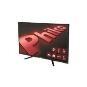 Smart TV LED 32 HD Philco PH32B51DSGWA com Wi-Fi, ApToide, Som Surround, MidiaCast, Entradas HDMI e USB