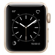 Apple Watch Series 1 (A1802) SOLAMENTE CUERPO, Aluminio en Oro, 38mm, B