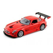 Mercedes-Benz SLS AMG GT3 1/24 - RED