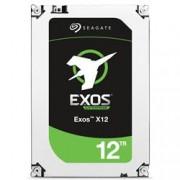 12TB EXOS X12 ENTERPRISE SEAGATE SAS 3.5 512E/4K