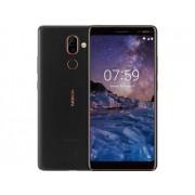 Nokia Smartphone 7 Plus (6'' - 4 GB - 64 GB - Preto)
