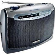 Philips портативно радио FM/MW, батерии 2xLR20, 1,5 V - AE2160C