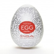 Tenga Egg Keith Haring Party maszturb