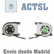 Ventilador Fan para portátil Acer Aspire One Zg8 531H AO531H