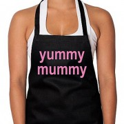 Apron - Yummy Mummy by Annabel Trends
