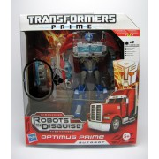 Transformers Prime Optimus Prime - Robots In Disguise - Voyager Powerizer