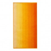 Bio-badhanddoek, geel 70 x 140 cm