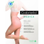 DRES DAMA GABRIELLA MEDICA-RELAX 20 DEN