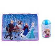 Pachet Frozen - Set pictura 68 piese + Set de colorat suflarici spray 24 culori