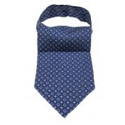 Askot pánský šátek modrý vzorovaný Avantgard 593-3152
