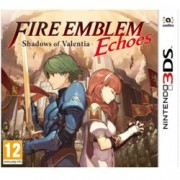 Fire Emblem Echoes: Shadows of Valentia, за 3DS