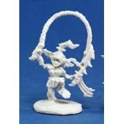 Reaper Miniatures 89004 Bones Path Finder Goblin Warchanter Miniature