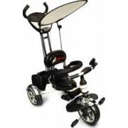 Tricicleta Pentru Copii MyKids Luxury KR01 White
