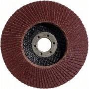 Диск ветрилообразен за шлайфане X431, Standard for Metal 125 x 22,23 mm, 60, 2608603717, BOSCH