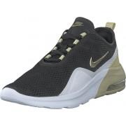 Nike Air Max Motion 2 Black/metallic Gold-star White, Skor, Sneakers & Sportskor, Löparskor, Beige, Dam, 40