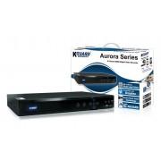 KGUARD KG-AR821 :: 8-канален мрежов DVR рекордер, Aurora, H.264, HDMI/VGA/BNC изходи, 8-канала звук